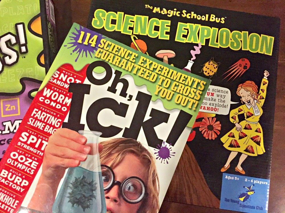 'Oh, Ick!' Is the Perfect Book For Your Little Scientist