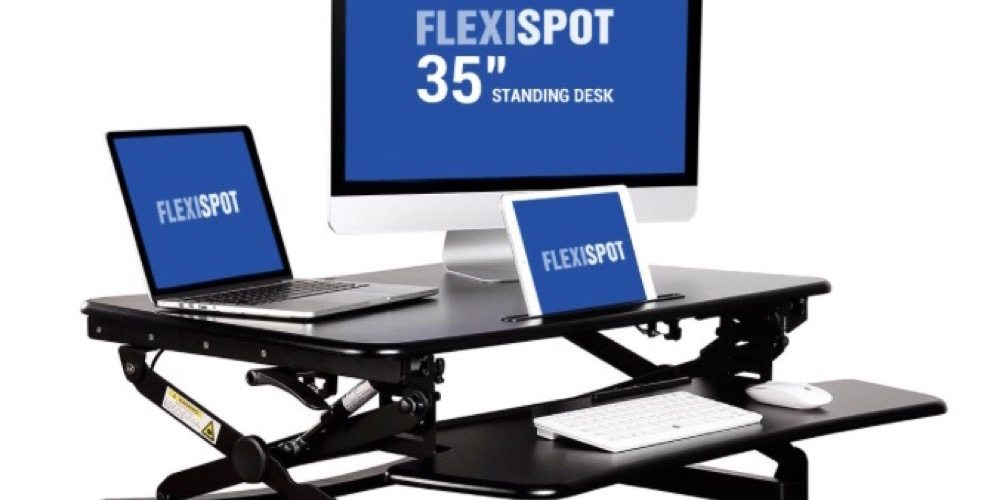 Take a Stand for Your Health: The FlexiSpot Standing Desk