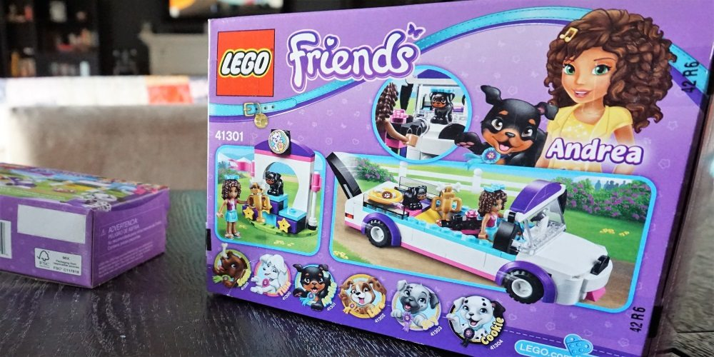 Lego Friends Get Some Prize Worthy New Puppy Kits