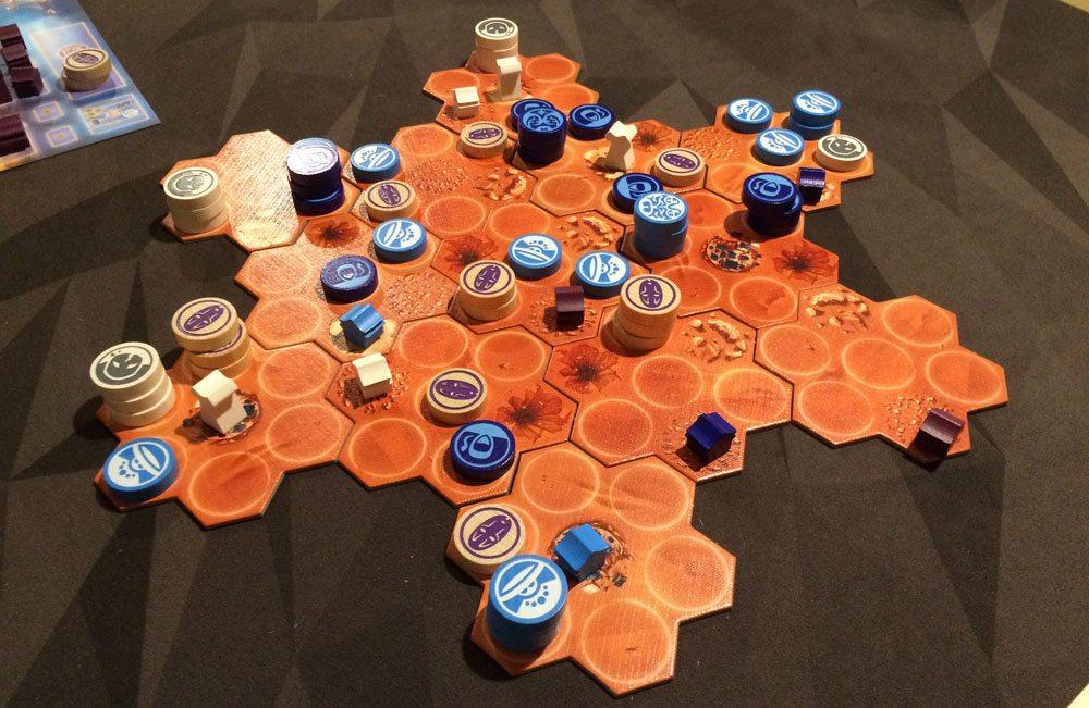 Eko 4-player game