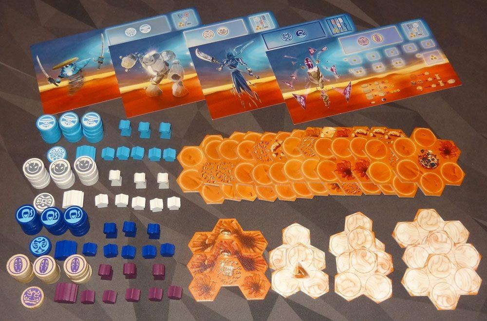 Eko components