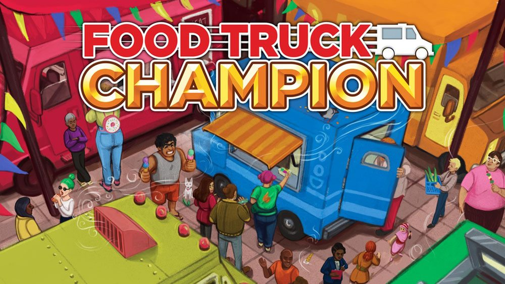 Food Truck Champion cover