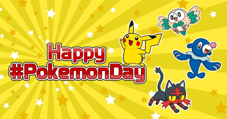 Happy Pokemon Day 2017!