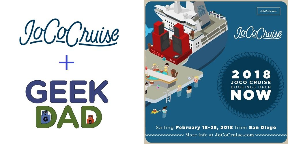 JoCo Cruise: Two Exciting Announcements