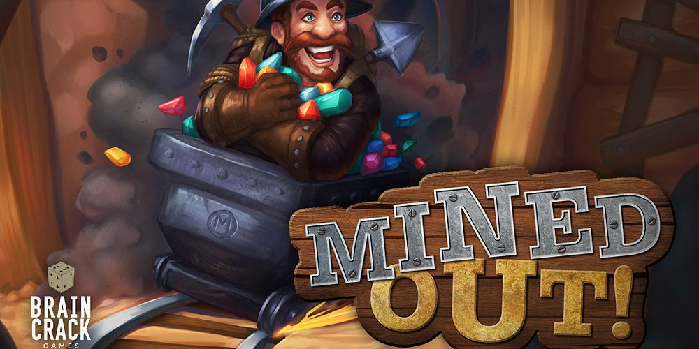 Kickstarter Tabletop Alert: 'Mined Out'