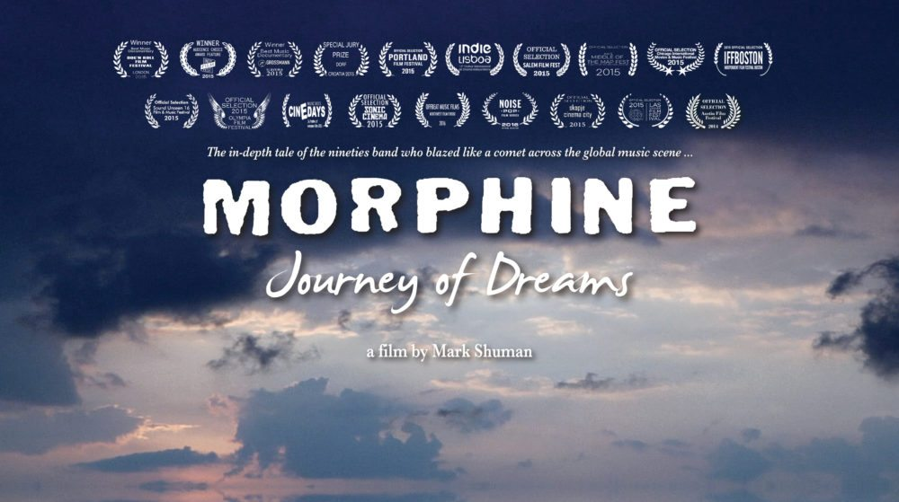 Bask in Silky Baritones With 'Morphine: Journey of Dreams'