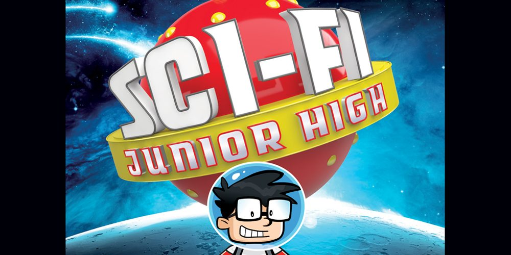 'Sci-Fi Junior High' – Review & Giveaway