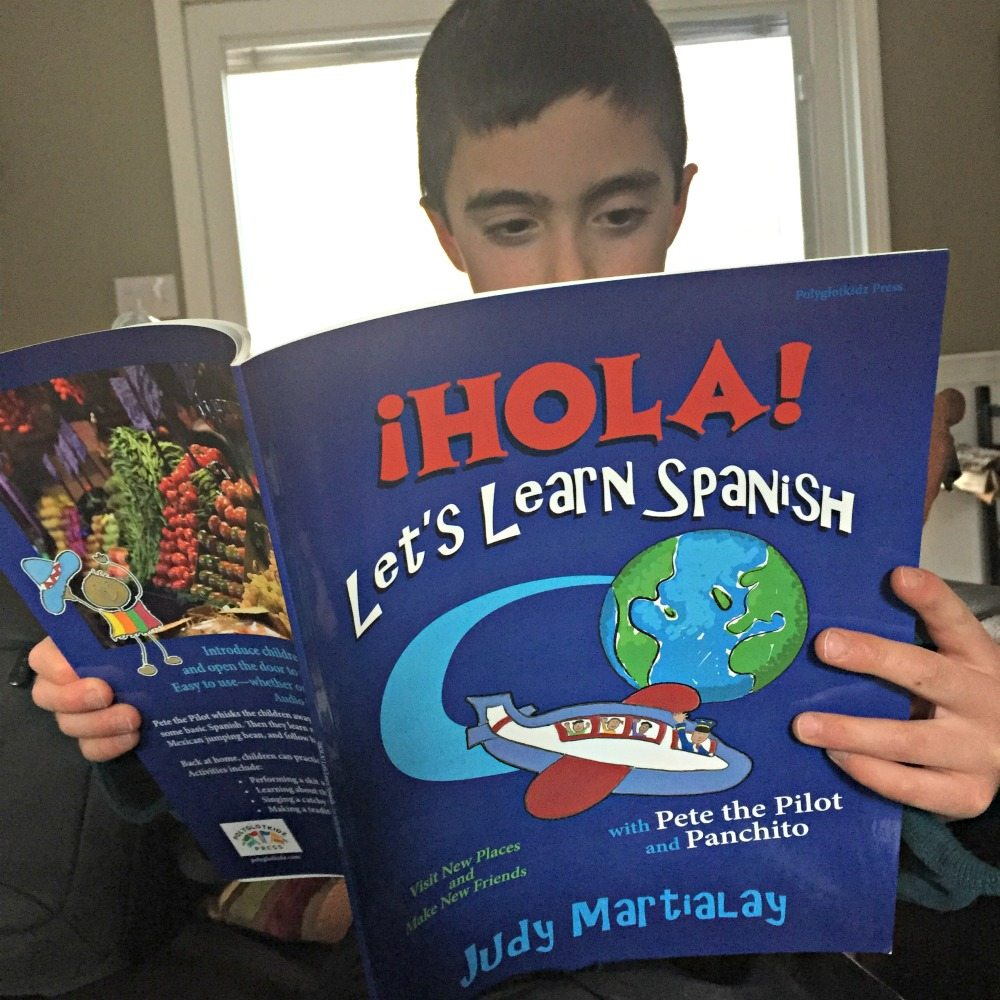 Spark an Interest in Spanish With Books
