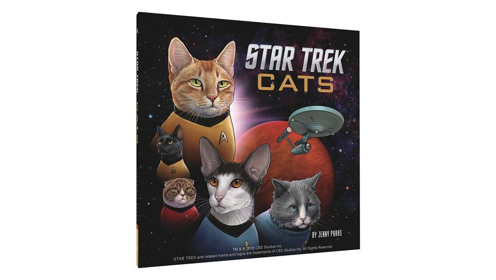 Set Phasers to Feline: 'Star Trek Cats' Has Beamed Up