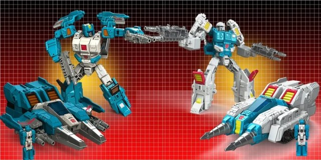 Titans Return Topspin and Twintwist