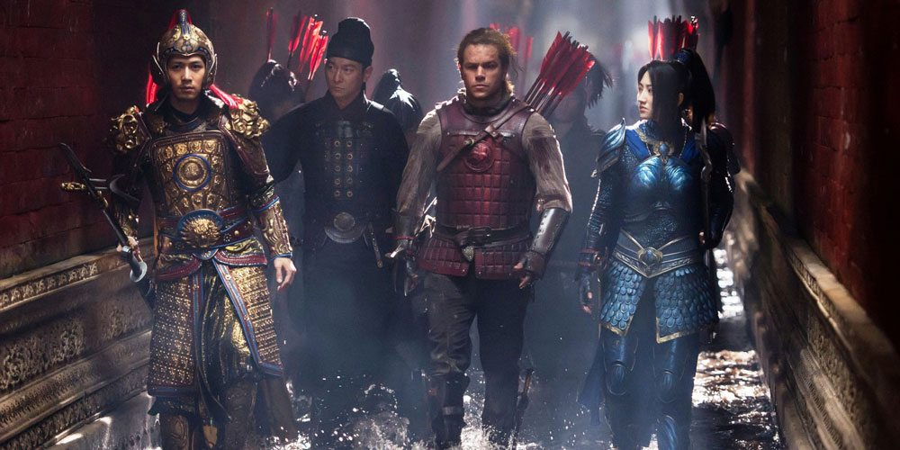 "10 Things Parents Should Know About ""The Great Wall"""