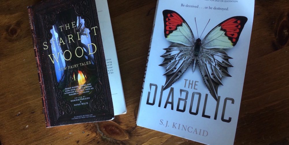 'The Diabolic' and 'The Starlit Wood': Two Dark Retellings