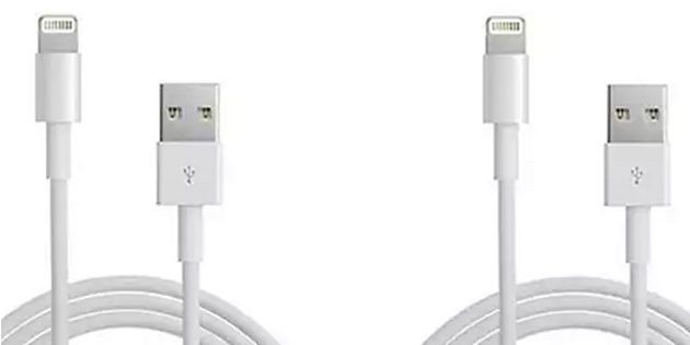 GeekDad Daily Deal: 3-Pack of 6.5-Ft MFi-Certified Lightning Cables