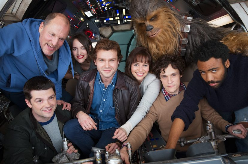 The Week of the Cast Photo; Han Solo, 'Alien: Covenant,' MST3K and 'The Predator'