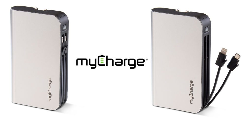 HubPlus Portable Charger – Have Cables. Will Travel.