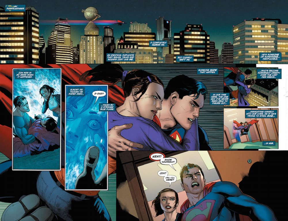 DC This Week – The Fake Clark Kent Is…..[SPOILER!]