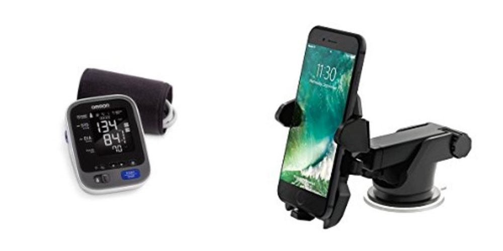 Save Big on a Wireless Blood Pressure Monitor; Get a Car Phone Mount – Daily Deals!