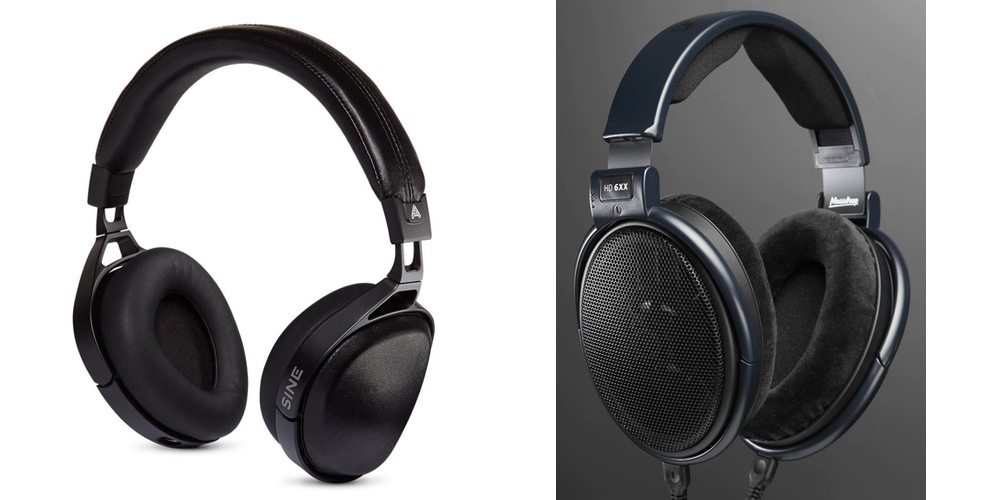 Mid-Fi Headphone Showdown: Audeze Sine vs. Sennheiser HD6XX
