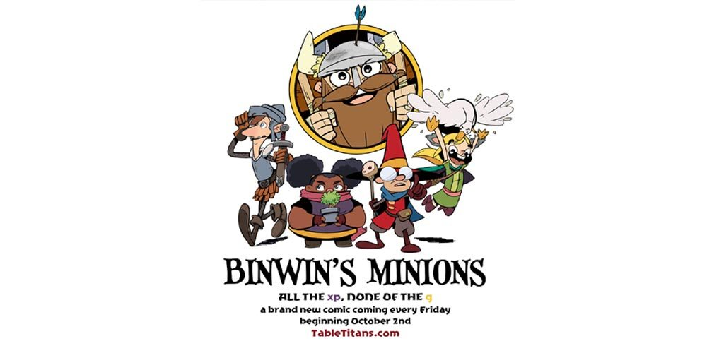 'Binwin's Minions' at PAX East