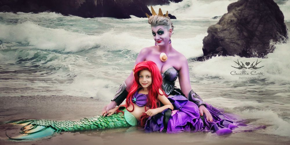Cosplay Family Spotlight: Camillia Courts