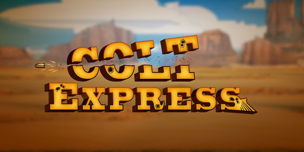 Most Wanted: 'Colt Express' Goes Digital