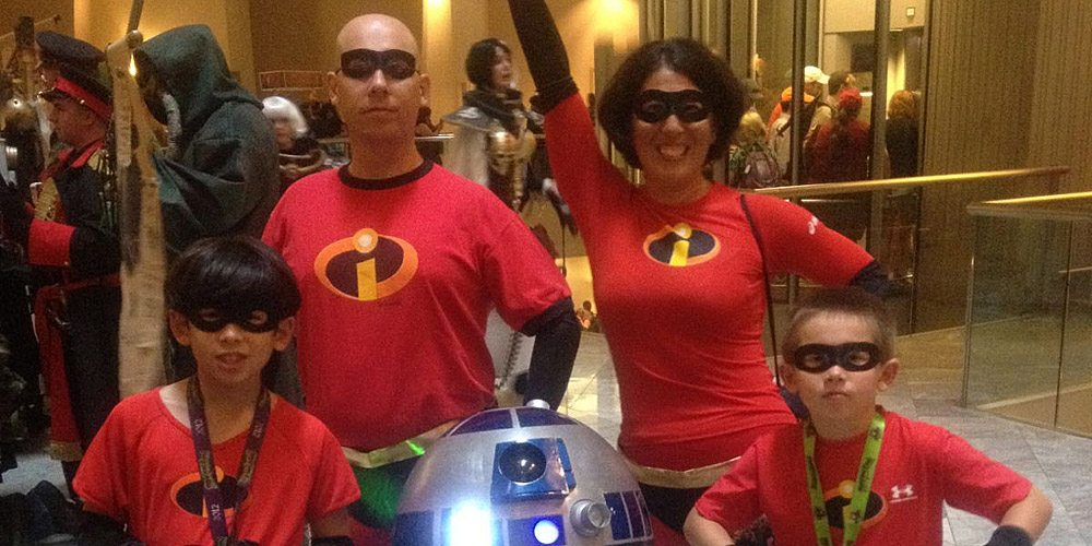 Cosplay Family Spotlight: Vollmer Family