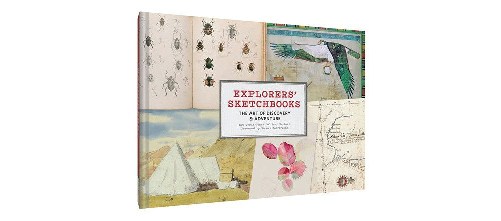 'Explorers' Notebooks' and 'Countries That Don't Exist': Two Books to Help You Explore the World