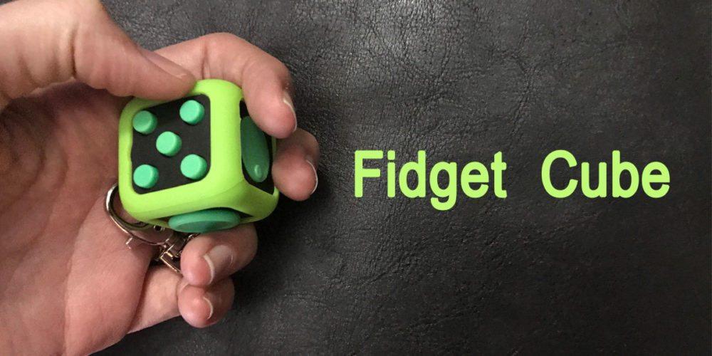 Fidget Cube  Image: Dakster Sullivan