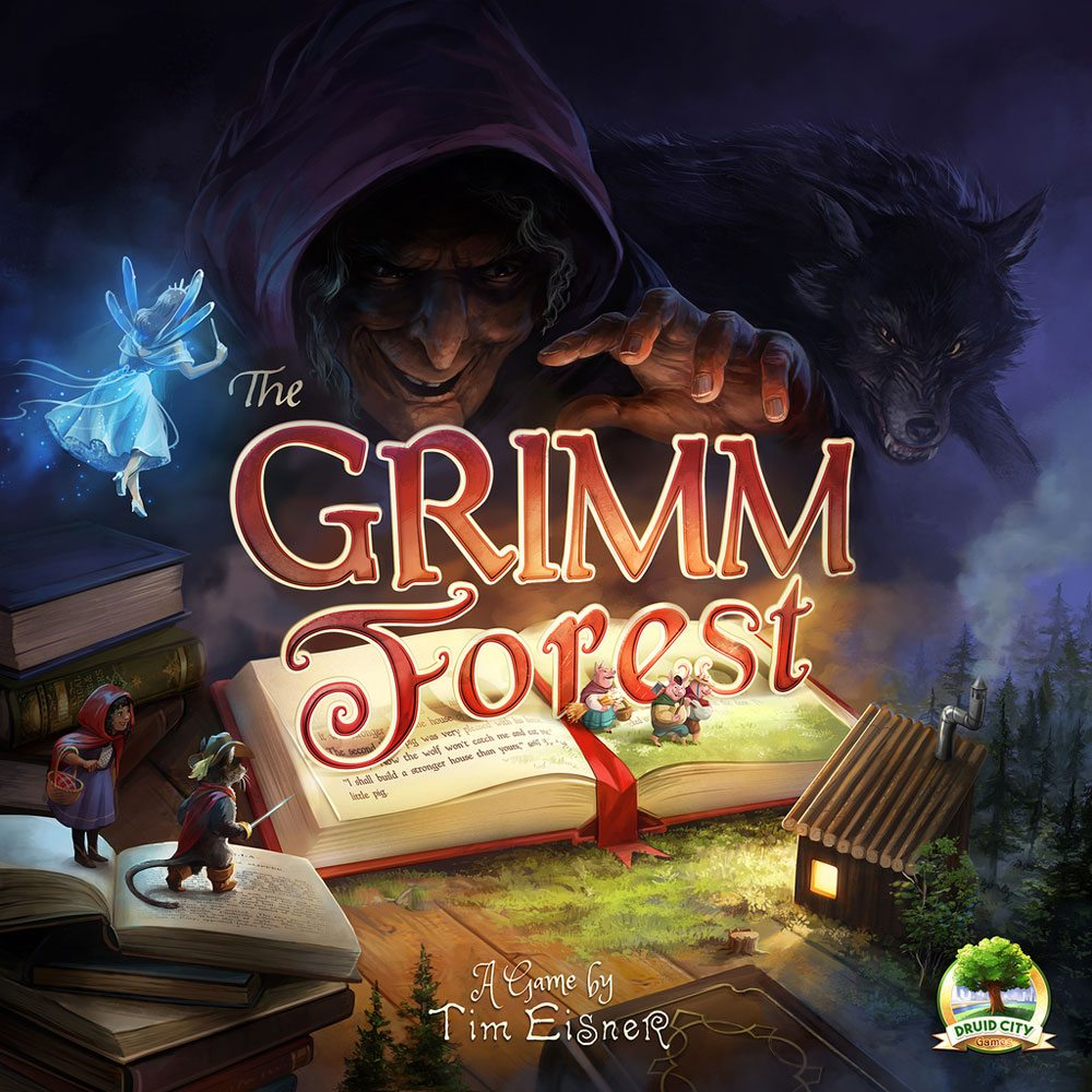 The Grimm Forest cover