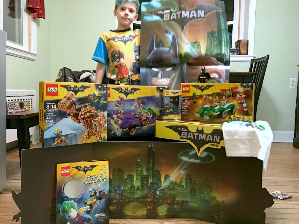 LEGO Batman Big Box of Awesome Giveaway