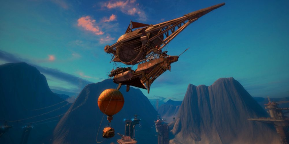 Airship Thrills in 'Guns of Icarus Alliance' – On Sale Now