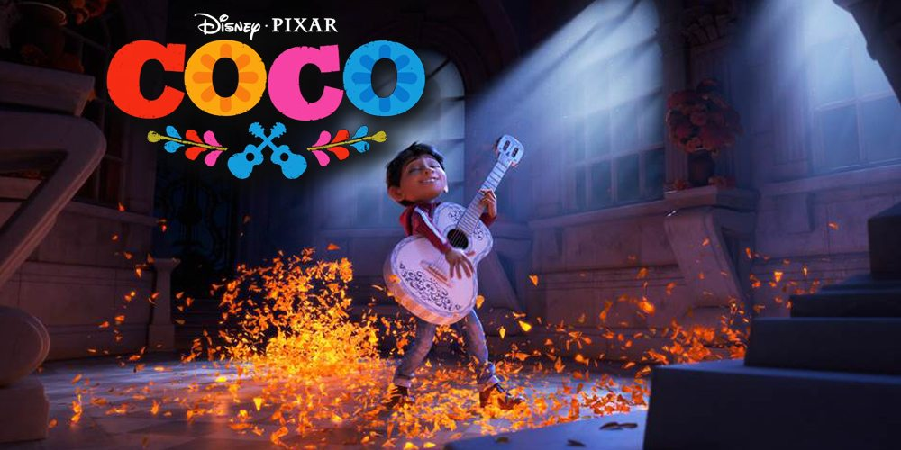 Watch the Teaser Trailer for the Upcoming Disney Pixar Movie 'Coco'