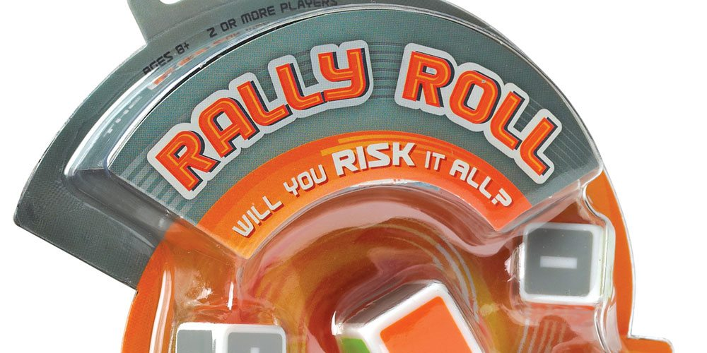 'Rally Roll': A Quick, Tiny Dice Game
