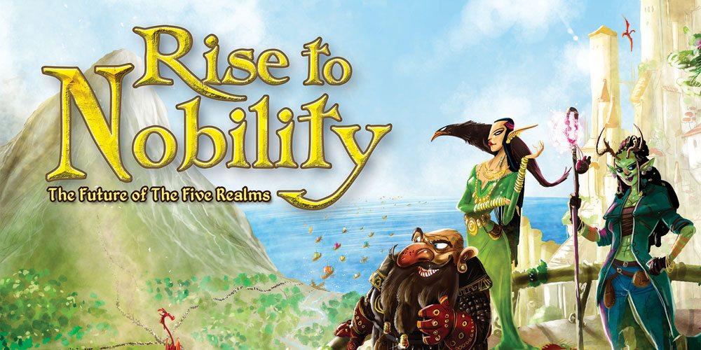 Kickstarter Tabletop Alert: 'Rise to Nobility'