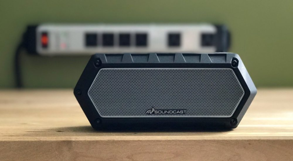 Soundcast VG1 review
