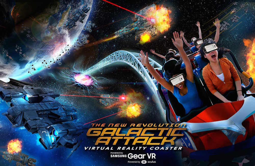 Taking VR-Equipped Roller Coasters to the Next Level