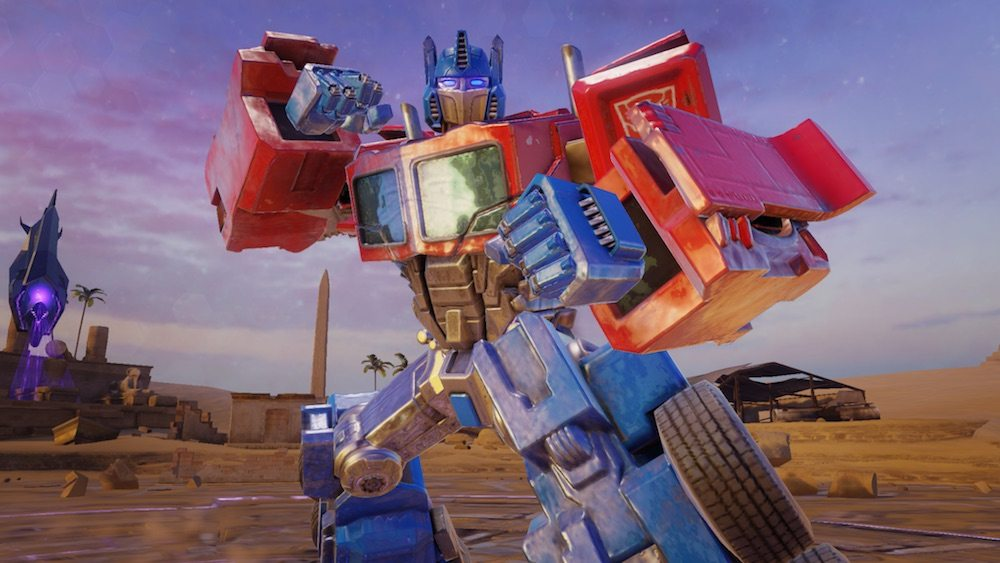 'Transformers: Forged to Fight' Is Here to Pulp Your Thumbs Into Slag