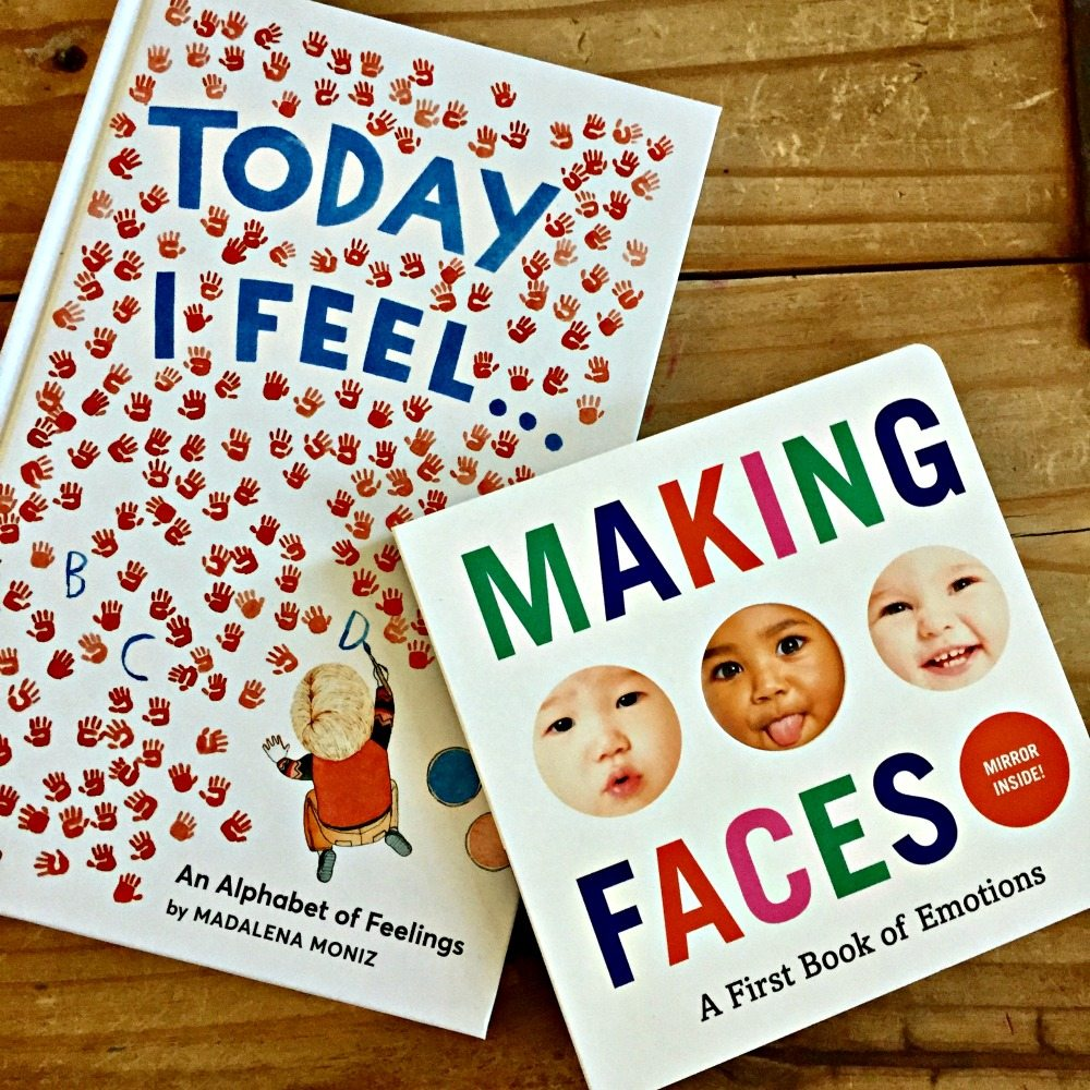 Using Books to Help Children Identify Emotions
