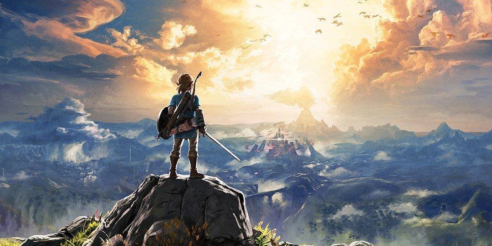 'Breath of the Wild' Is a New 'Zelda' for a New Generation