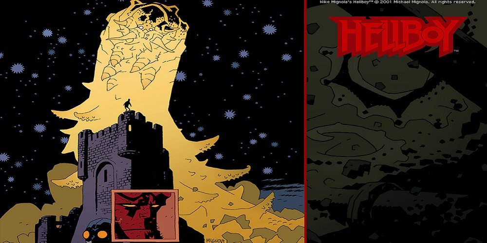 Geeking Out With Poe′s Poems and 'Hellboy'