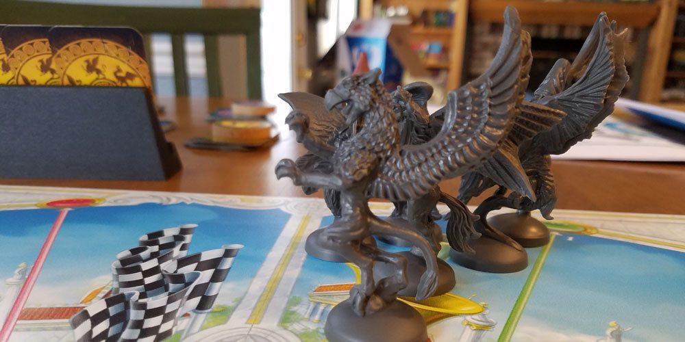 Kickstarter Tabletop Alert: 'Divinity Derby'