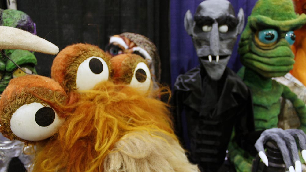 'Dark Crystal' Puppeteer Bill Diamond Interview