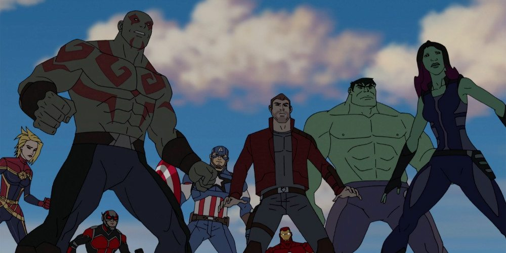 'Guardians of the Galaxy' Season 2 Starts Tonight (See an Exclusive Clip!)