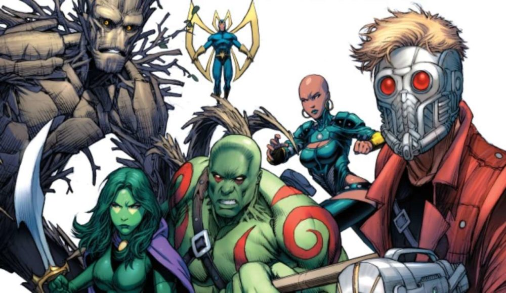 So You Want to Know More About the 'Guardians of the Galaxy?' Insight Has the Book for You