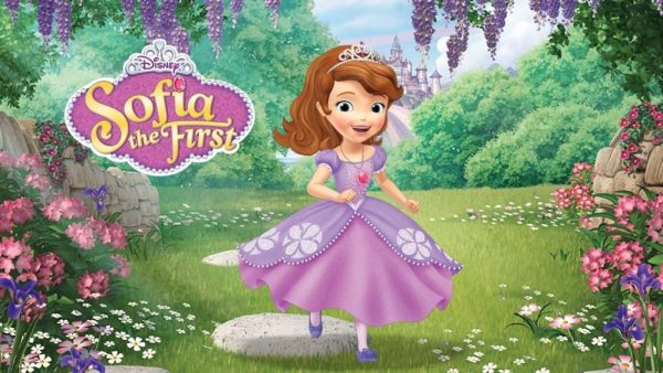Sofia the First Season four Debuts April 28 on the Disney Channel