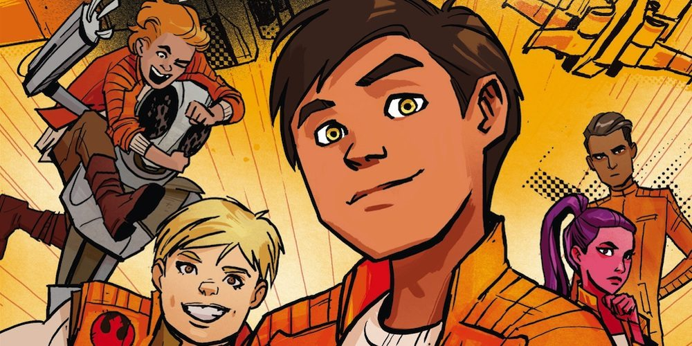 'Join the Resistance' With a Thrilling Adventure Middle Grade Series