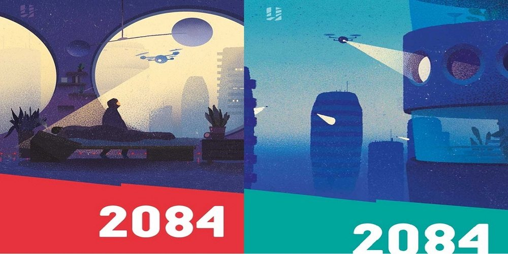 '2084': A Kickstarter for Dystopian Fiction
