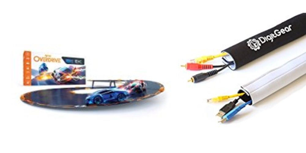 Save $30 on Anki Overdrive; Solve Your Cable Management Issues – Daily Deals!