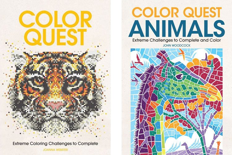 Color Quest books