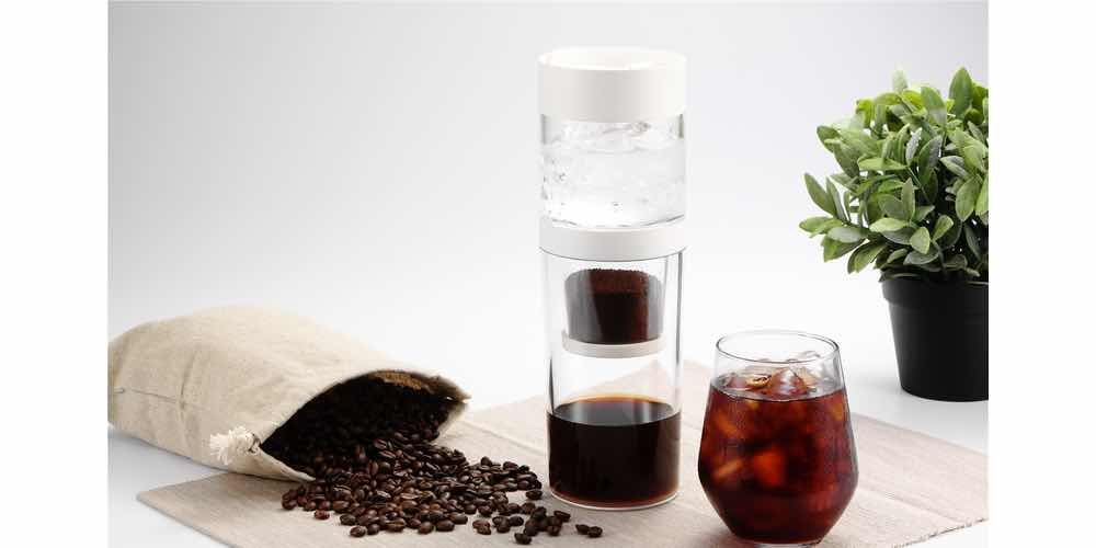 For Cold Brewed Coffee on the Go, Try Dripo